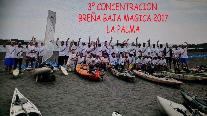 3º CONCENTRACION BREÑA BAJA-LAPALMA